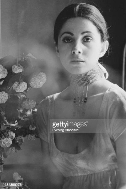 CanadianAmerican former actress singer and dancer Barbara Parkins UK 29th May 1970