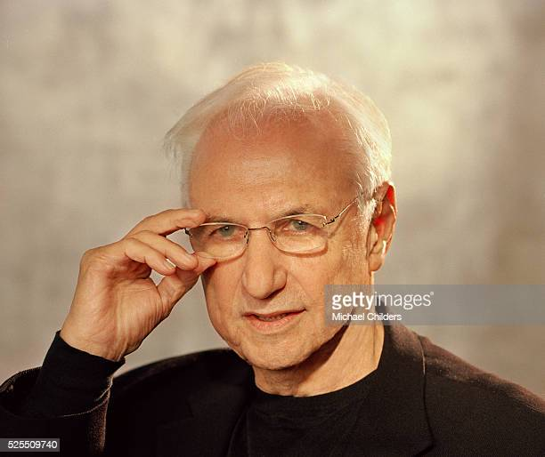 CanadianAmerican Pritzker Prize–winning architect Frank Gehry