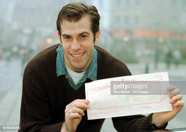 Canadianborn 'British' tennis No 1 Greg Rusedski returns to his West Yorkshore roots of Dewsbury where he was presented with his mother's birth...