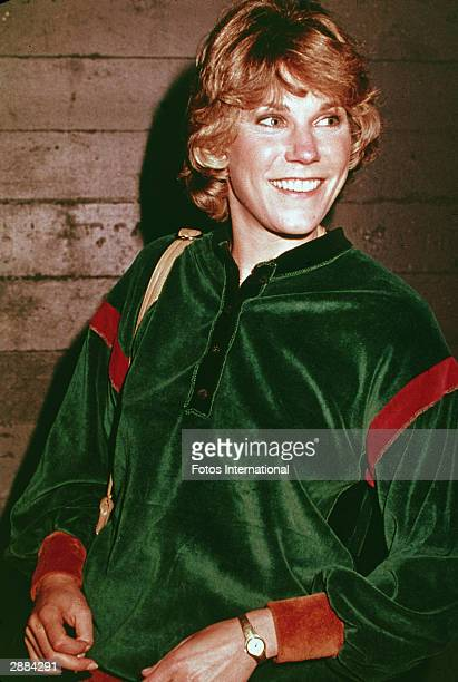 Canadianborn singer Anne Murray smiles and poses circa 1970s