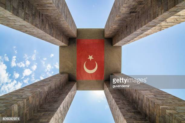 Canakkale Martyrs' Memorial, Turkey