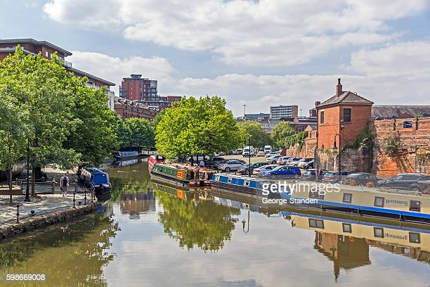 Canal Basin Castlefield Manchester