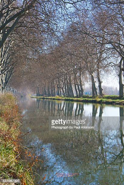 Canal du Midi, Languedoc