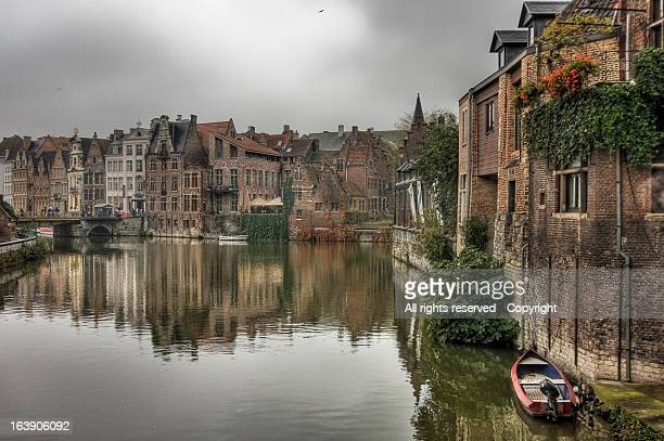 Canal Ghent