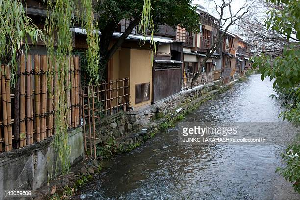 Canal in Gion