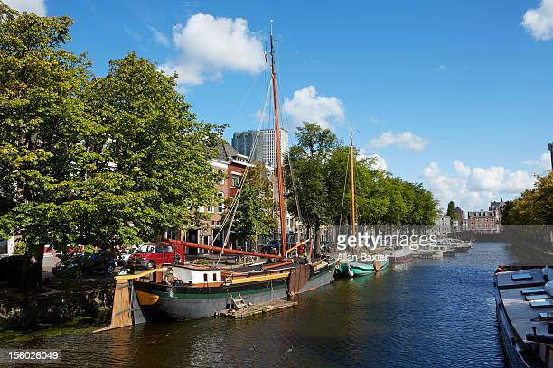 Canal in the Hague