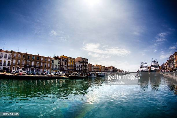 Canal of Sete, France