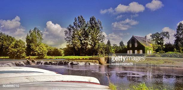 canal - loire atlantique stock pictures, royalty-free photos & images