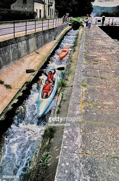 canal - finistere stock photos and pictures