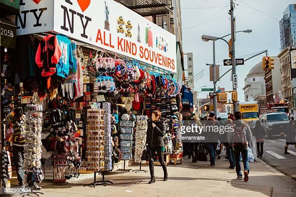 Canal Street New York City
