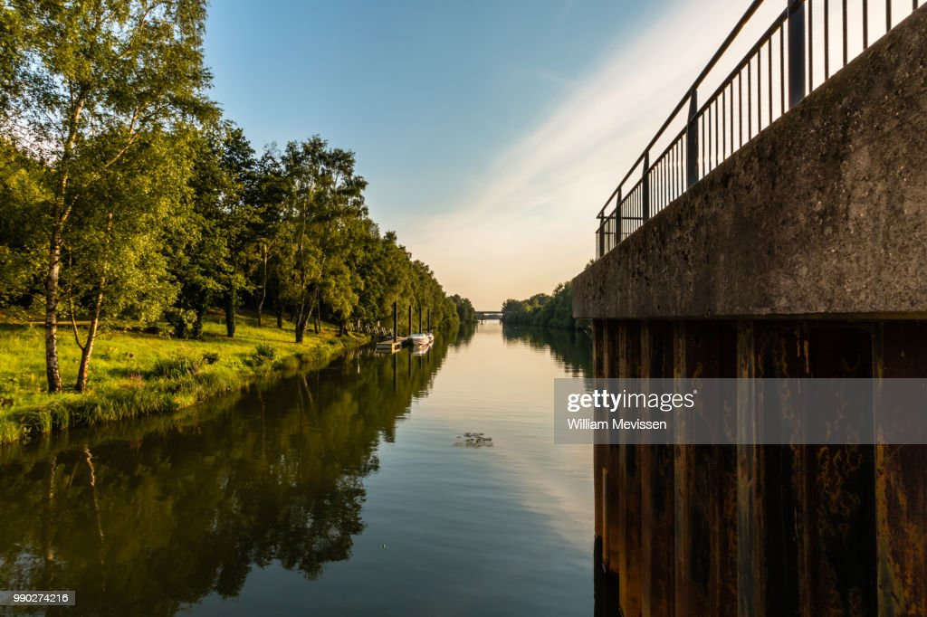 Canal View : Stockfoto