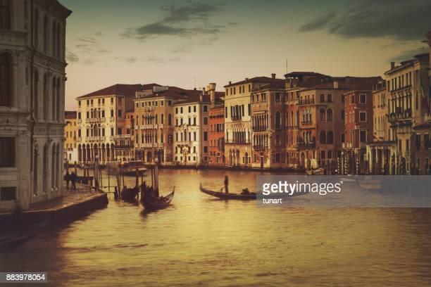 Grachten van Venetië, Italië