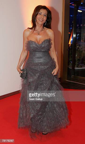 Canan Balder attends the 42nd Goldene Kamera Awards February 1 2007 in Berlin Germany