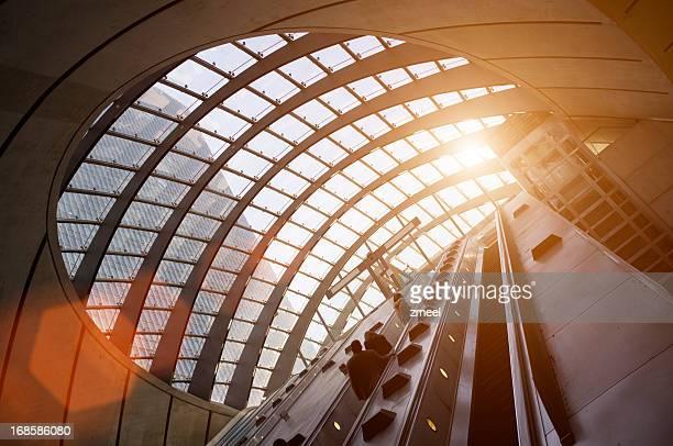 Canary Wharf Sunrise