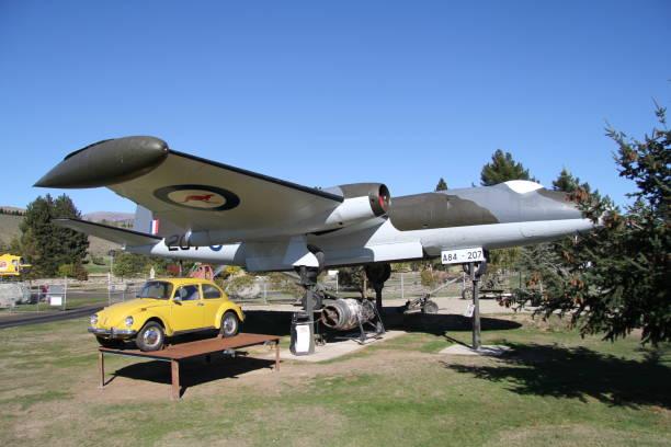 GAF Canberra Bomber 1954
