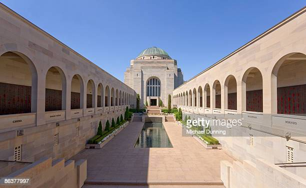 canberra  - war memorial stock pictures, royalty-free photos & images