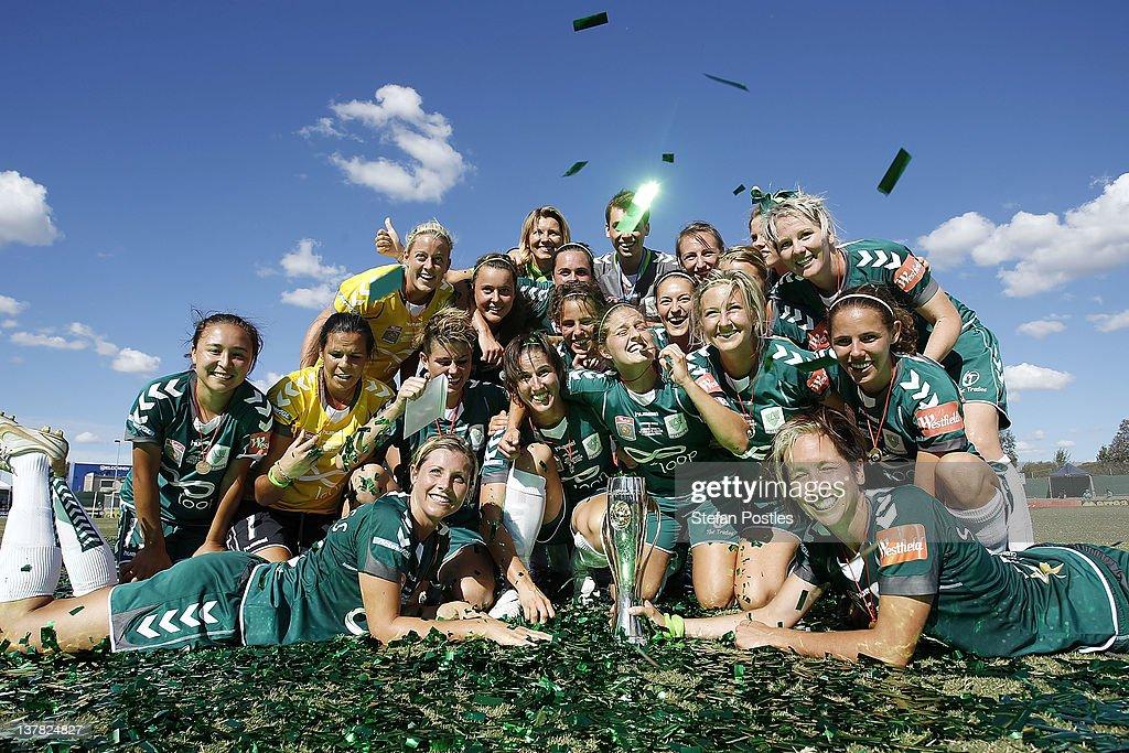 W-League Grand Final - Canberra v Brisbane