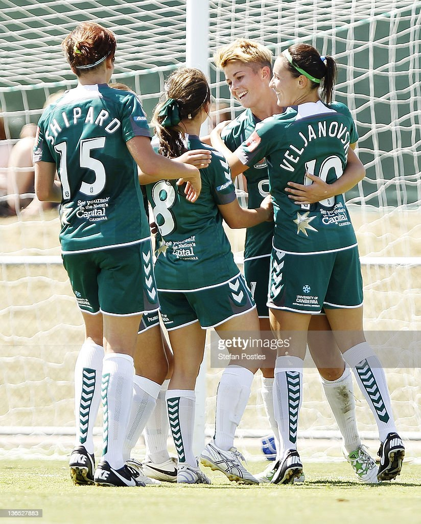 W-League Rd 11 - Canberra v Adelaide