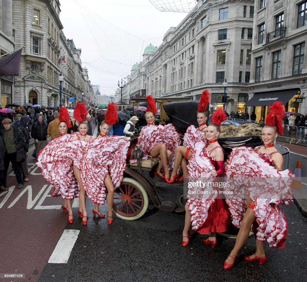 London to Brighton Veteran Car Run Pictures   Getty Images