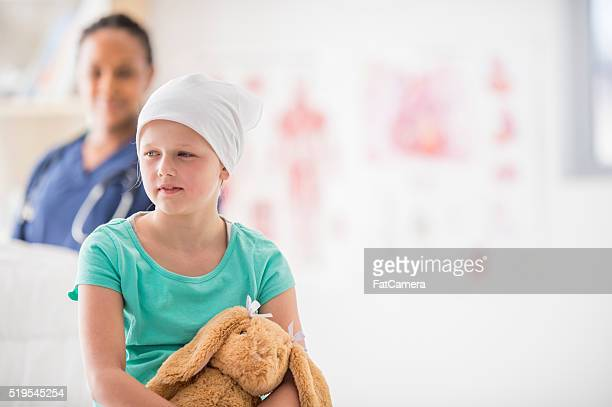 Cancer Patient at the Hospital