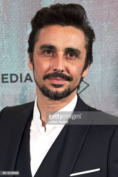 Canco Rodriguez attends the Atresmedia Studios photocall at the Barcelo Theater on March 13 2018 in Madrid Spain