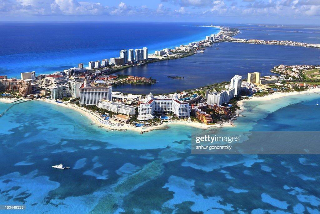 Cancun, Mexico : Stock-Foto