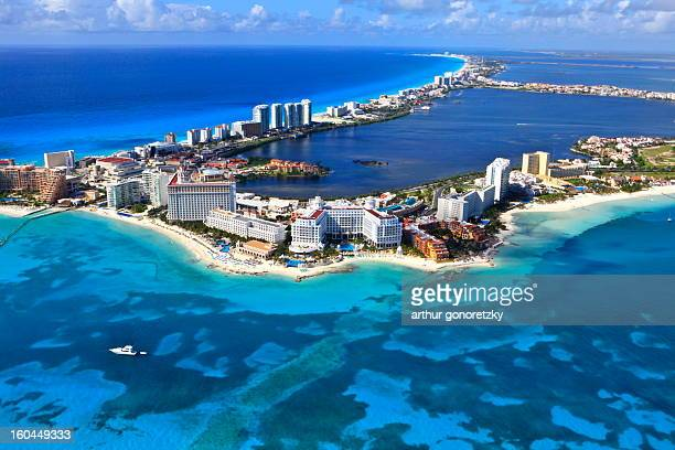 cancun, mexico - quintana roo stock pictures, royalty-free photos & images