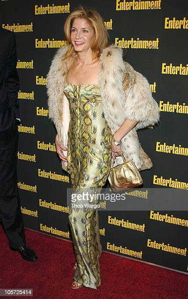 Candace Bushnell at the 11th Annual Entertainment Weekly Oscar Viewing Party at Elaine's