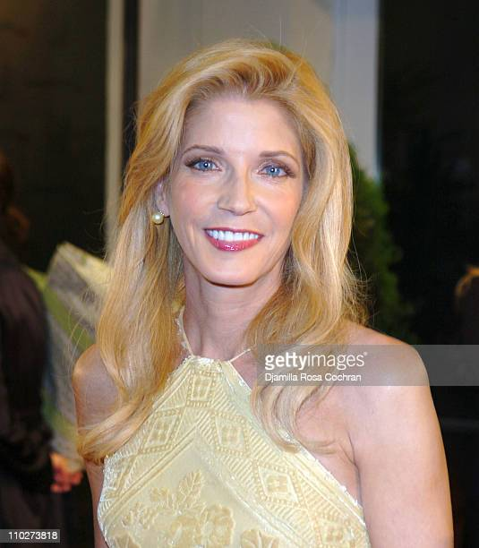 Candace Bushnell during 2005 Quill Awards at Chelsea Piers in New York City New York United States