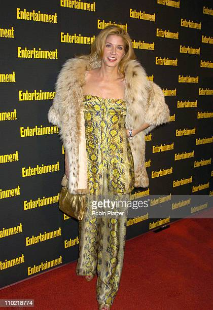 Candace Bushnell during Entertainment Weekly 11th Annual Oscar Viewing Party at Elaines Restaurant in New York City New York United States