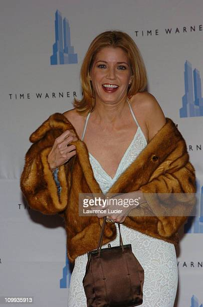 Candace Bushnell during Grand Opening Celebration of Time Warner Center at Time Warner Center in New York City, New York, United States.