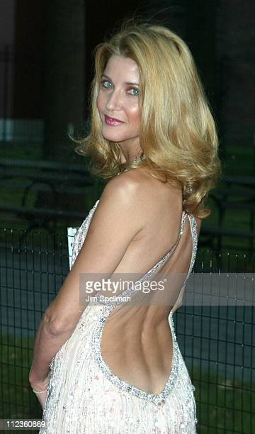 Candace Bushnell during HBO's Sex and the City Fifth Season World Premiere at American Museum of Natural History in New York City New York United...