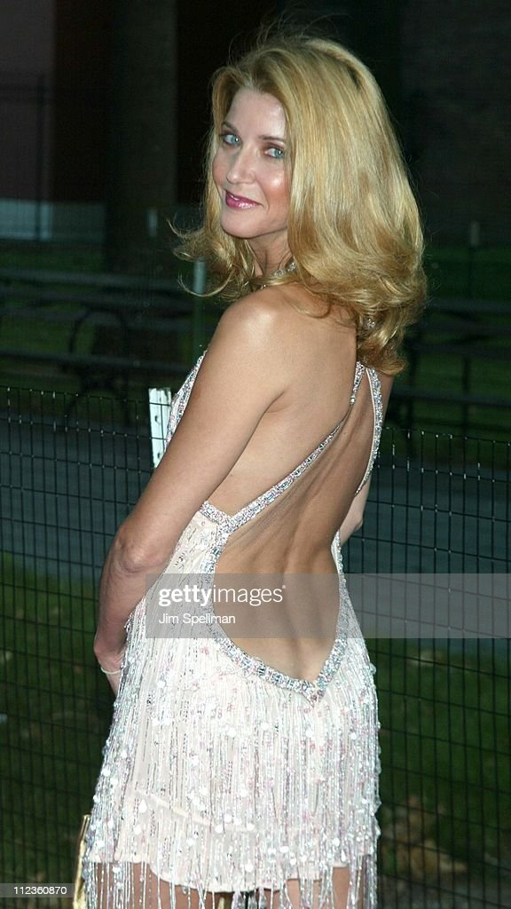 Candace Bushnell during HBO's 'Sex and the City' - Fifth Season World Premiere at American Museum of Natural History in New York City, New York, United States.