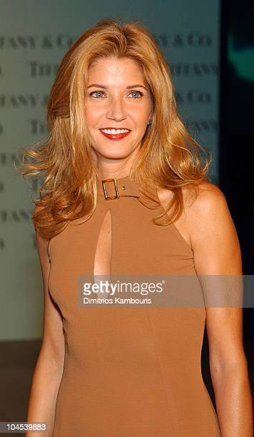 Candace Bushnell during Tiffany & Co. Honors Bette Midler, Marcia Gay Harden, Candace Bushnell, Dan Marino and Ed Schlossberg to Celebrate the Launch...