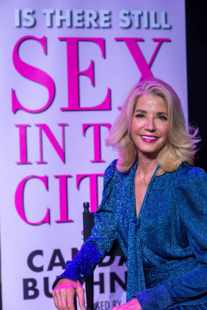 """PA: Candance Bushnell Announces Her One-Woman Show """"Is There Still Sex In The City?"""""""