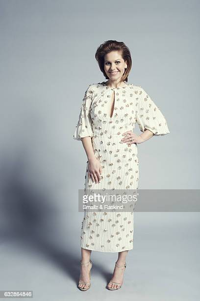 Candace Cameron Bure poses for a portrait at the 2017 People's Choice Awards at the Microsoft Theater on January 18 2017 in Los Angeles California