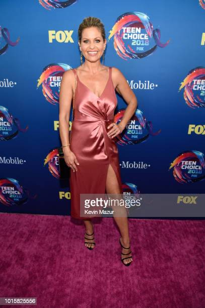 Candace CameronBure attends FOX's Teen Choice Awards at The Forum on August 12 2018 in Inglewood California