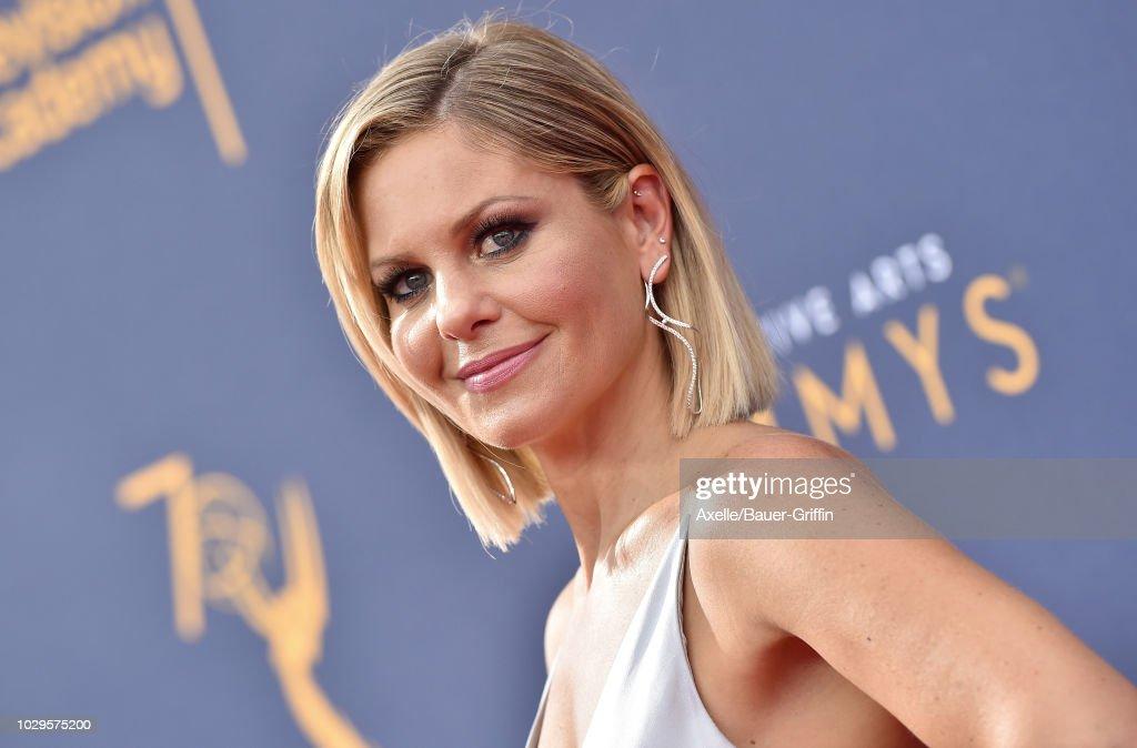2018 Creative Arts Emmy Awards - Day 1 - Arrivals : News Photo