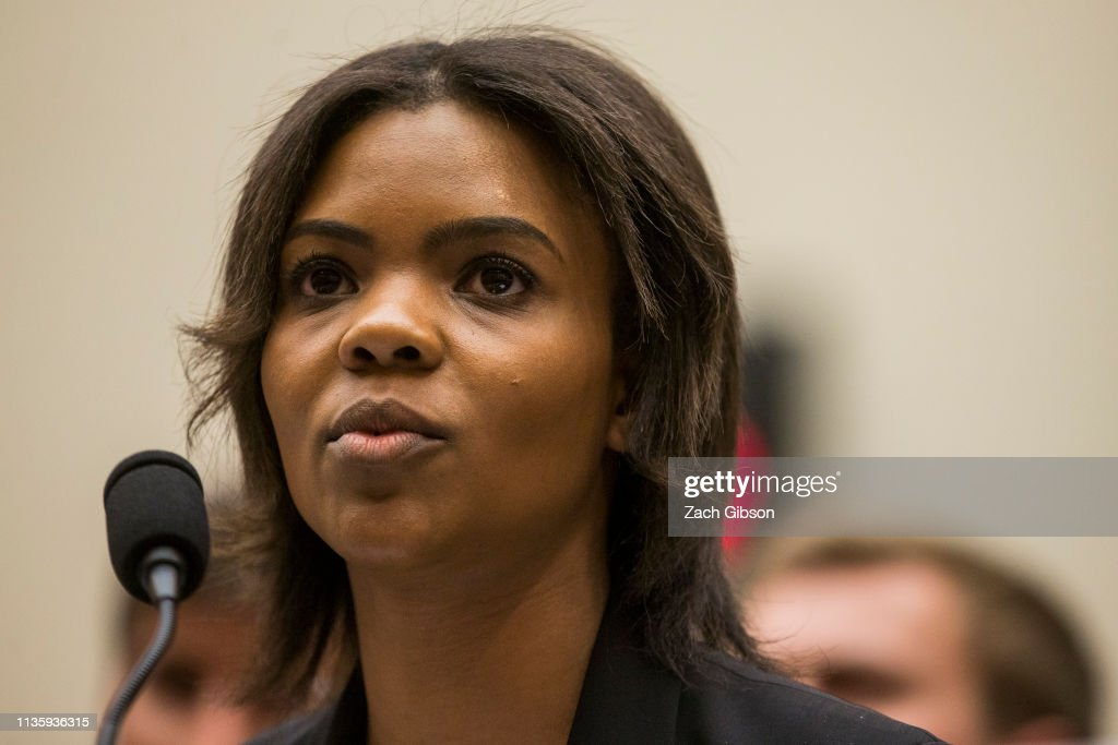 Facebook And Google Reps Testify At House Hearing On Rise Of White Nationalism : News Photo