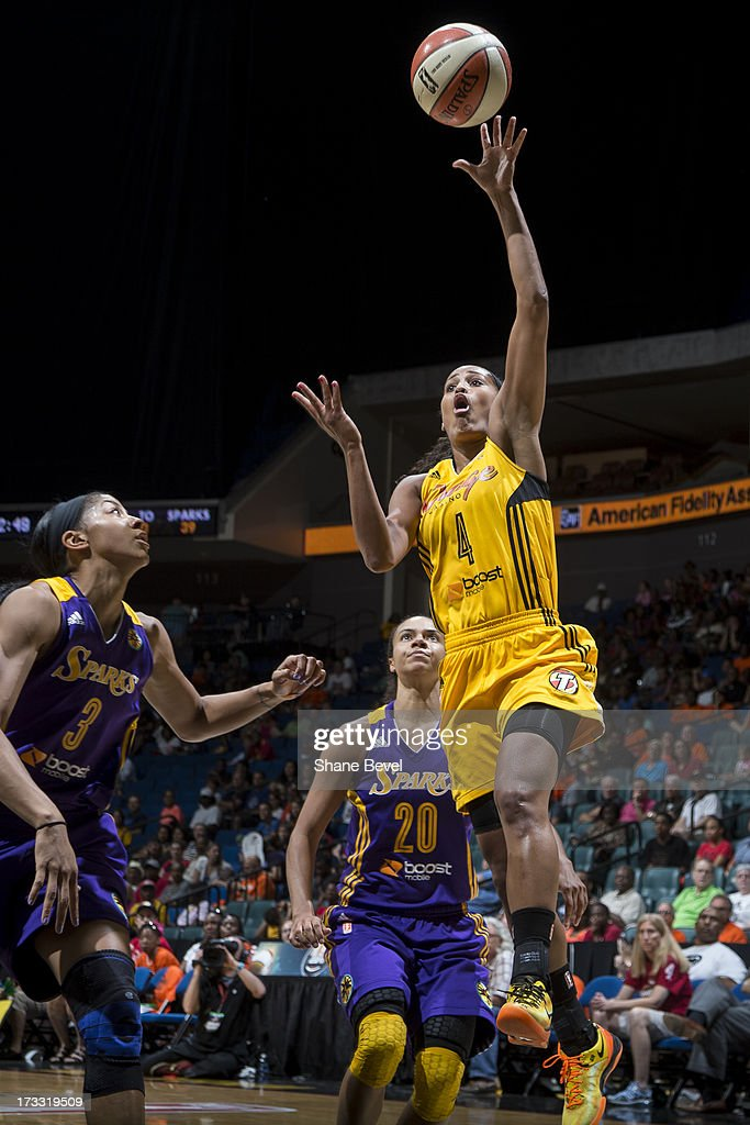 los angeles sparks v tulsa shock photos and images getty