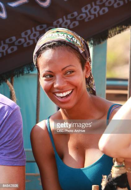 Candace Smith during the first episode of SURVIVOR TOCANTINS THE BRAZILIAN HIGHLANDS The eighteenth installment of the Emmy Awardwinning reality...