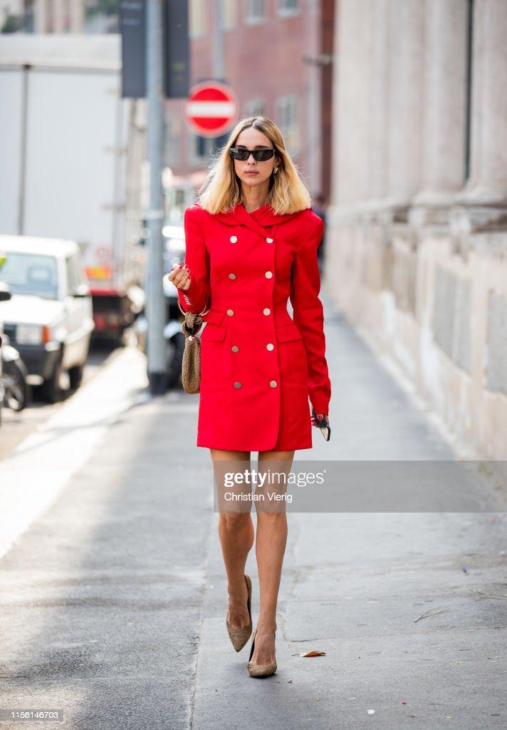 Street Style: June 15 - Milan Men's Fashion Week Spring/Summer 2020 : ニュース写真