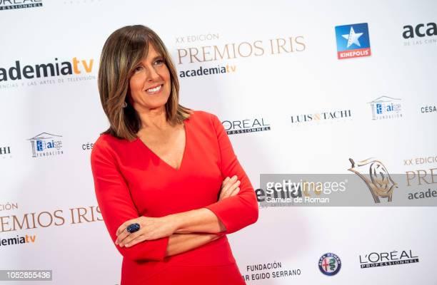 Candela Serrat attends Iris Awards Photocall on October 23 2018 in Madrid Spain