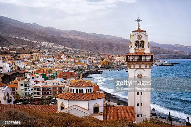 candelaria - tenerife stock pictures, royalty-free photos & images