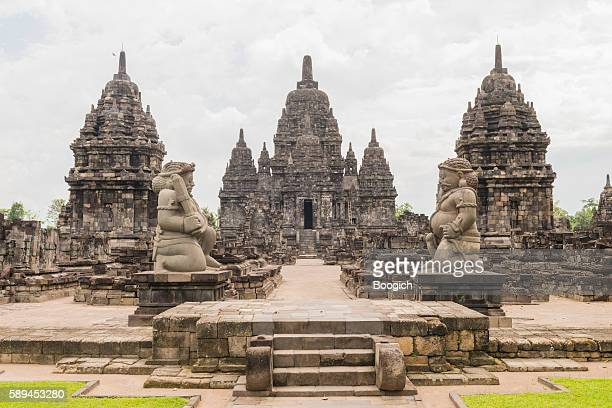 Candi Sewu Buddhist Temple Java Ancient Indonesian UNESCO Architecture