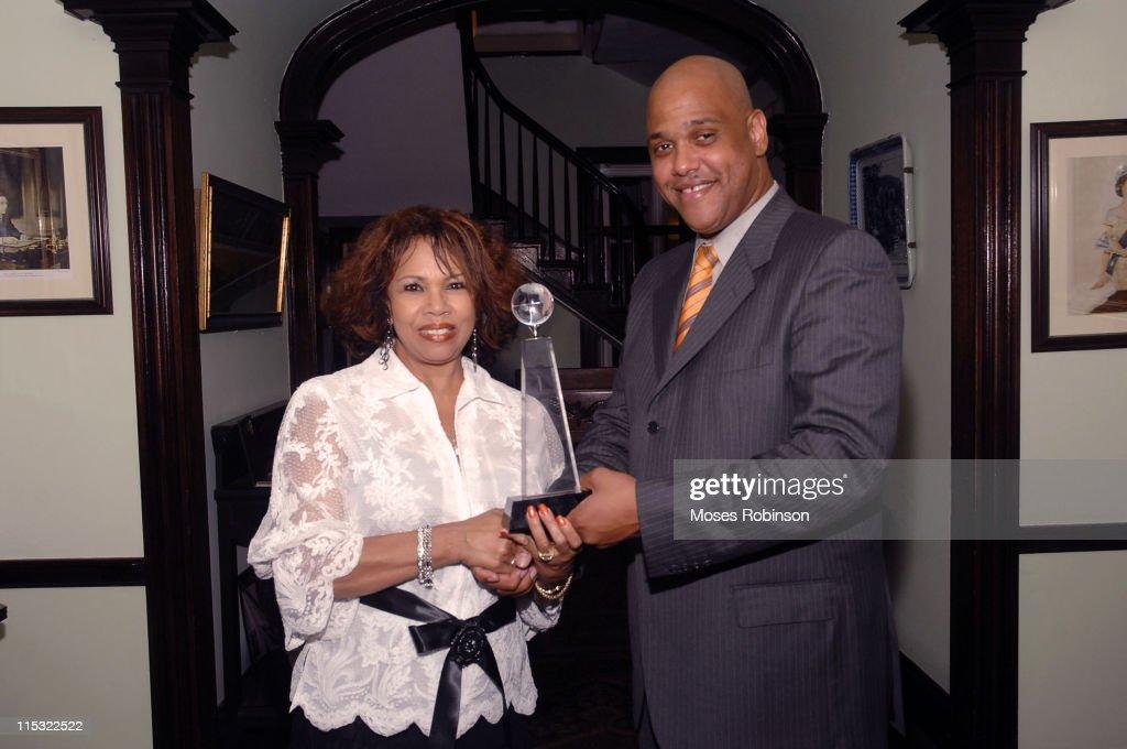 King Foundation Hosts Pre-Awards Dinner at the Graycliff Restaurant : News Photo