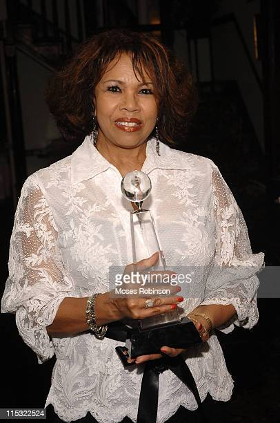 Candi Staton during King Foundation Hosts PreAwards Dinner at the Graycliff Restaurant at Graycliff Restaurant in Nassau Bahamas