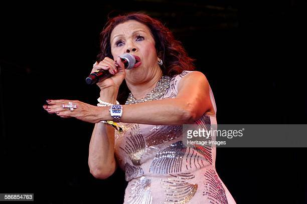 Candi Staton Love Supreme Jazz Festival Glynde Place East Sussex 2015 Artist Brian O'Connor