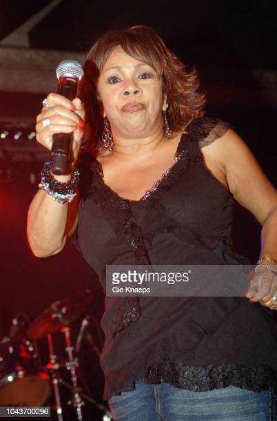 Candi Staton Petrol Club Antwerp Belgium 25th August 2006