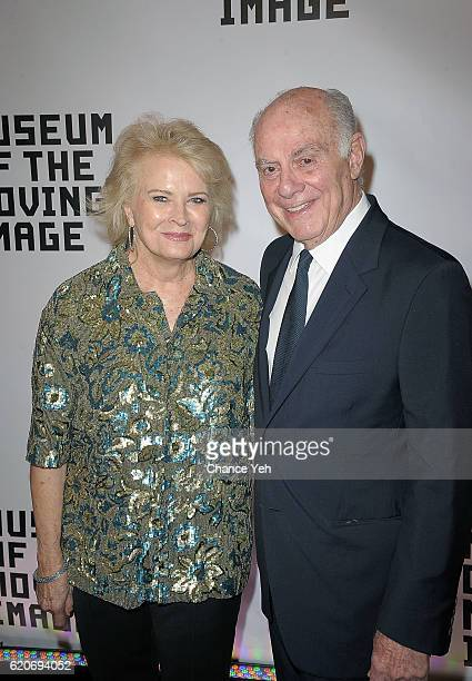 Candice Bergen and Marshall Rose attend 30th annual Museum Of The Moving Image Salute to Warren Beatty at 583 Park Avenue on November 2 2016 in New...